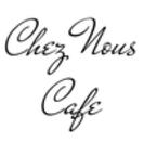 Chez Nous Cafe Menu