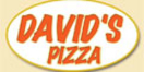 David's Pizza Menu