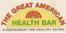 The Great American Health Bar Menu