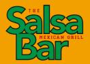 The Salsa Bar Menu