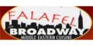Falafel on Broadway Menu