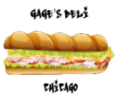Gage's Deli Menu