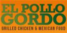 El Pollo Gordo Menu