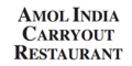 Amol India Carryout Menu