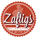 Zaftig's Delicatessen Menu