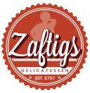 Zaftig's Delicatessen Menu