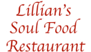 Lillian's Soul Food Restaurant Menu