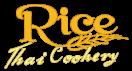Rice Thai Cookery Menu