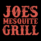 Joe's Mesquite Grill Menu