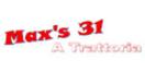 Max's 31 Menu