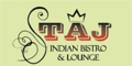 Taj Indian Bistro & Lounge Menu