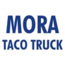 Mora Taco Truck Menu