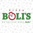 Pizza Bolis Menu