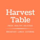 Harvest Table Menu