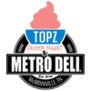 TOPZ Frozen Yogurt & Metro Deli Menu
