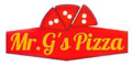 Mr. G's Pizza Menu
