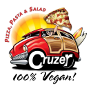 Cruzer Pizza (100% Vegan) Menu