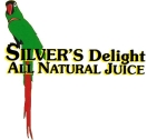 Silver's Delight Menu