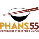 Phans 55 Los Olivos Menu