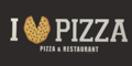 I Love Pizza Menu