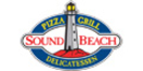 Sound Beach Pizza, Grill & Delicatessen  Menu