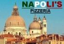 Napoli's Pizzeria Menu