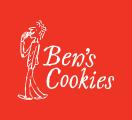 Ben's Cookies Menu
