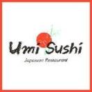 Umi Sushi Menu