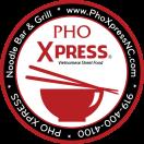PhoXpress Menu