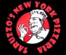 Saruzzos New York Pizzeria Menu
