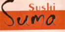Suma Sushi Menu