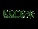 Kome Japanese Eatery Menu