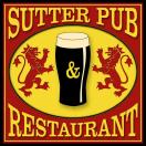Sutter Pub Menu