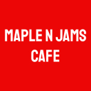 Maple N Jams Cafe Menu