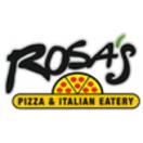 Rosa's Italian Restaurant & Pizzeria Menu