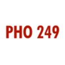 Pho 249 Menu