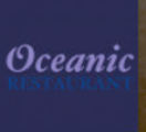 Oceanic Restaurant Menu
