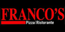 Franco's Pizza and Restaurant Menu