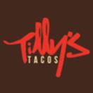 Tilly's Tacos Menu