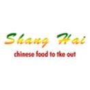 Shang Hai Take Out Menu