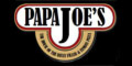 Papa Joe's Pizza Menu