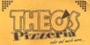 Theo's Pizzeria & Grill Menu