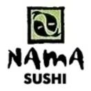 Nama Sushi Menu