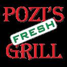 Pozi's Fresh Grill Menu