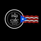 Isla Cafe Menu