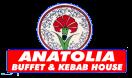Anatolia Buffet & Kebab House Menu