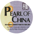 Pearl of China Menu