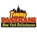 Tommy Pastrami NY Deli Menu
