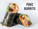 Poke Burrito Menu