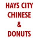 Hays City Chinese & Donuts Menu